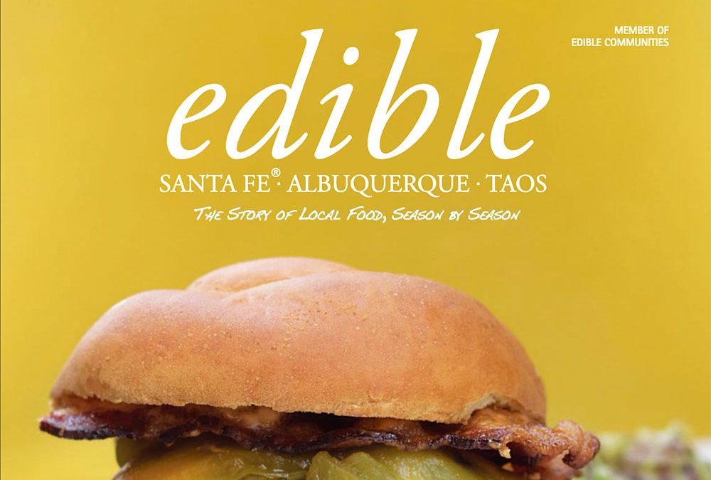 Applause from Edible Santa Fe!