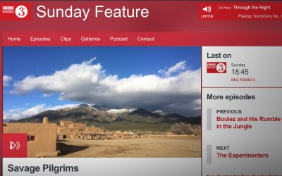 BBC Podcast discusses artists drawn to Taos and New Mexico